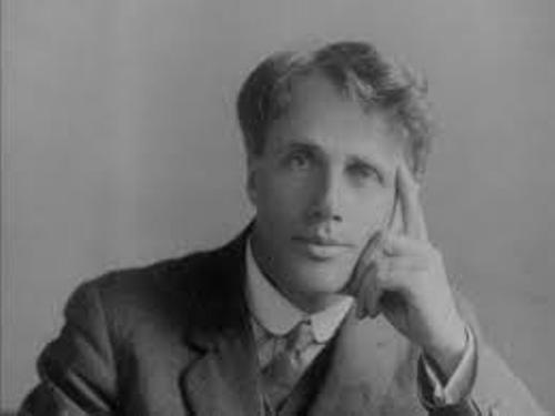 Robert Frost Young