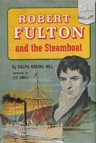 Robert Fulton Books