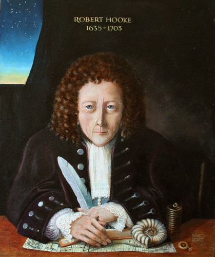 Robert Hooke Facts