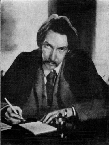 Robert Louis Stevenson Facts