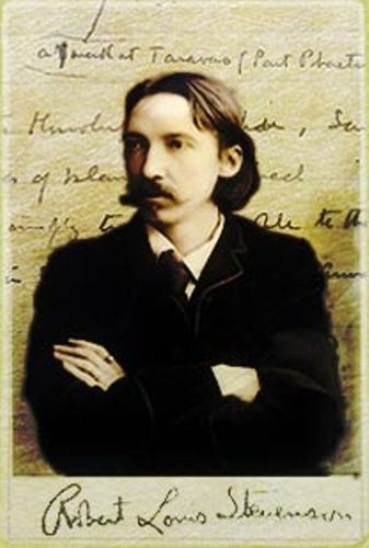 Robert Louis Stevenson Writer