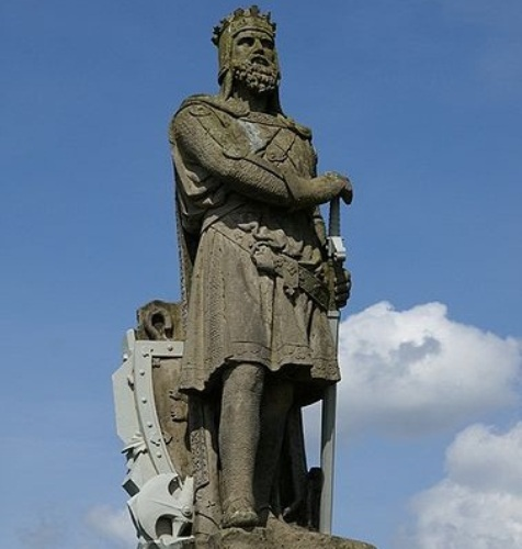 Robert the Bruce Image