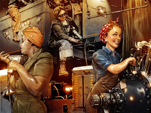 Rosie the Riveter Facts