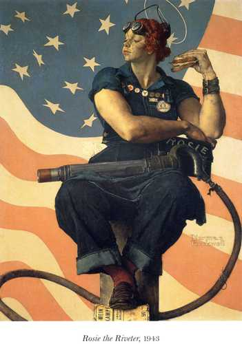Rosie the Riveter Pic
