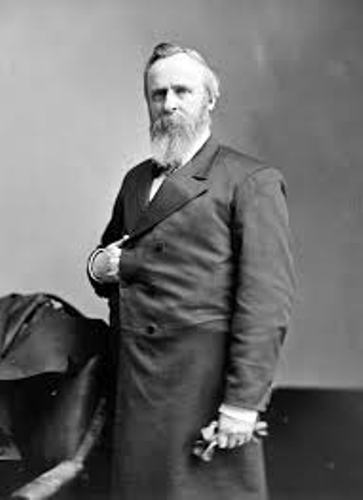 Rutherford B Hayes President