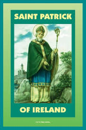 a biography of st patrick St patrick, (flourished 5th century, britain and ireland feast day march 17), patron saint and national apostle of ireland, credited with bringing christianity to ireland and probably responsible in part for the christianization of the picts and anglo-saxons.
