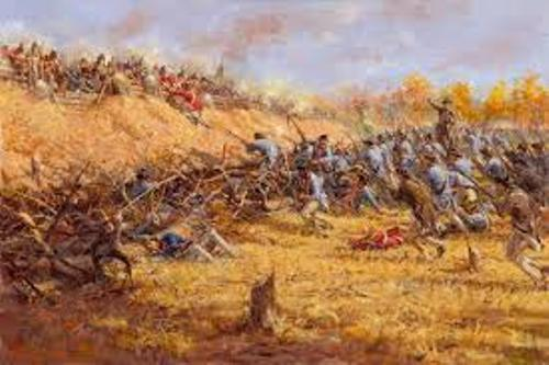 Battle of Saratoga Pic