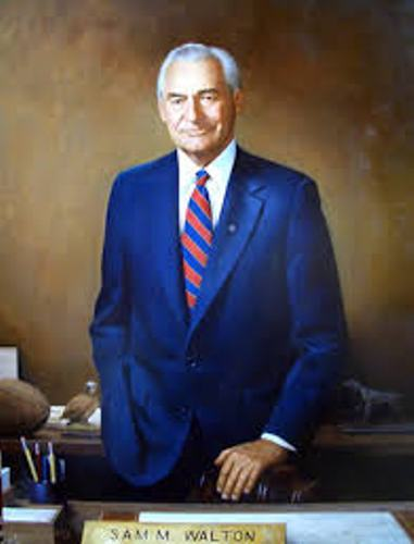 Facts about Sam Walton