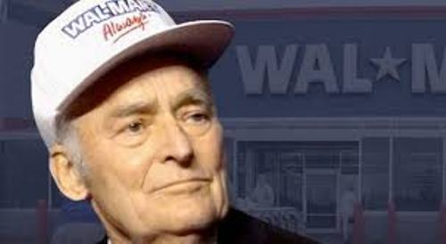 Sam Walton Facts