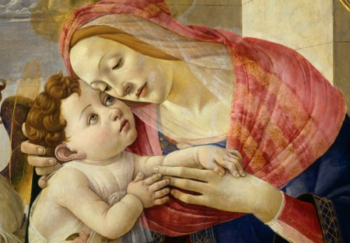 Sandro Botticelli Painting