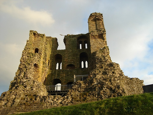 Scarborough Castle Facts