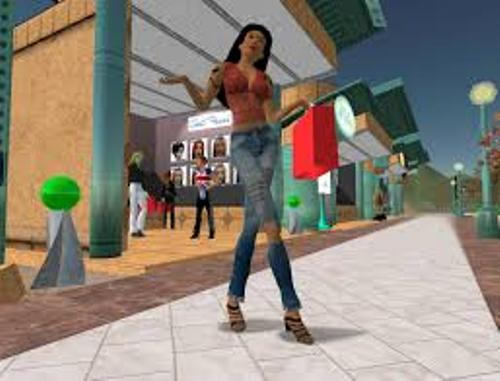 Second Life Facts