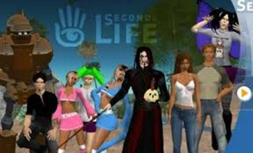 Second Life Pic