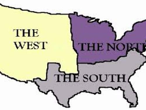 Sectionalism Facts