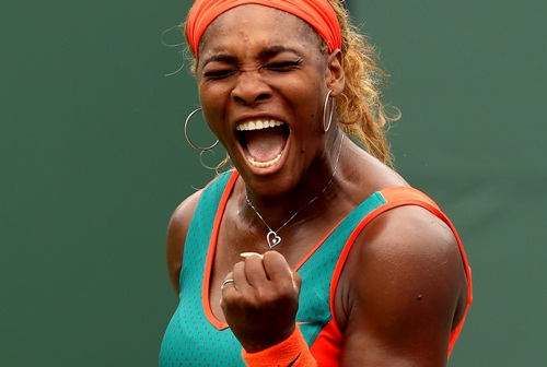 Serena Williams Wins