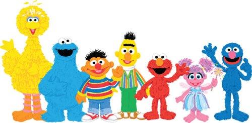 Sesame Street Cartoons