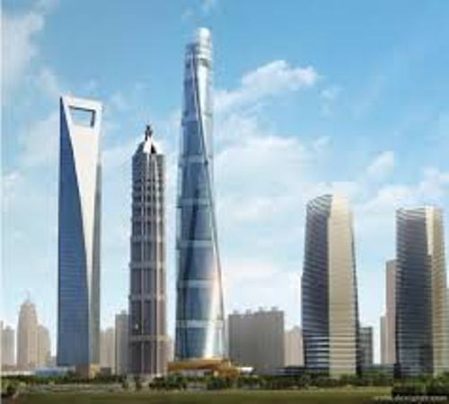 Facts about Shanghai Tower