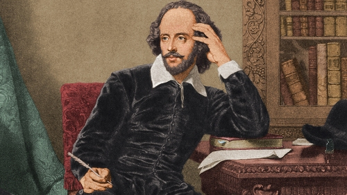 Shakespeare's Life Pic