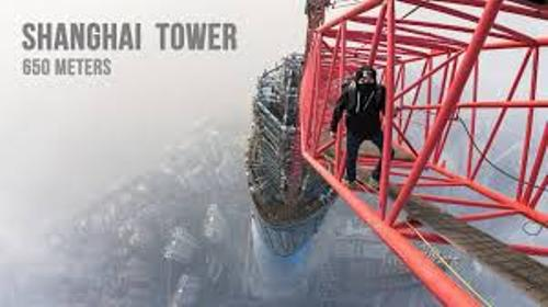 Shanghai Tower Top