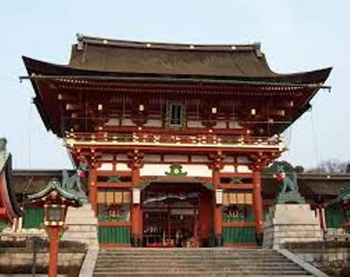 Shintoism Temple