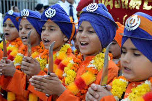 Sikhism and Children