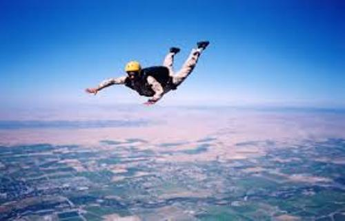 Facts about Skydiving