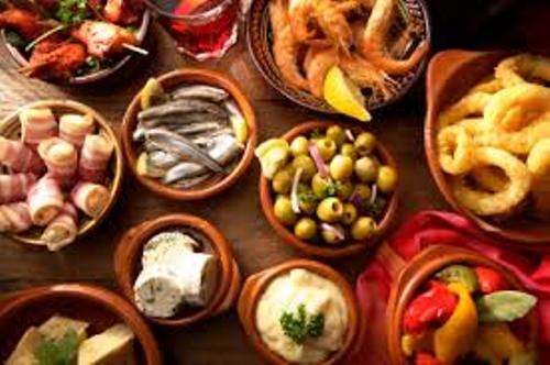Spanish Food Ingredients