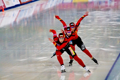 Speed Skating Image