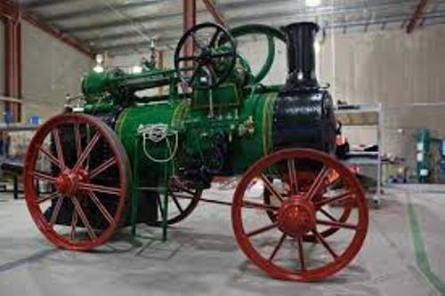 Steam Engine Image