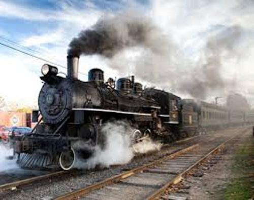 Steam Engine Picture