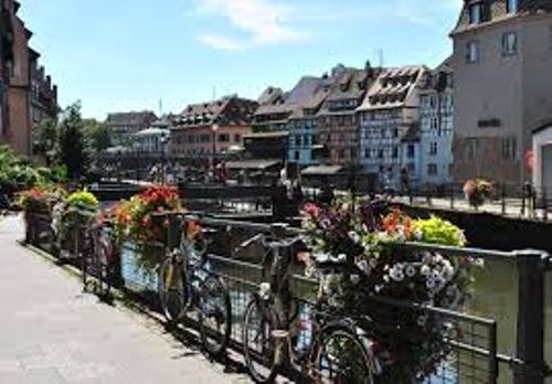Strasbourg France Beauty