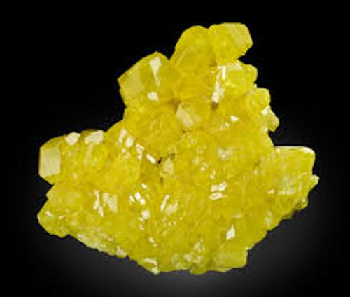 Sulfur Color
