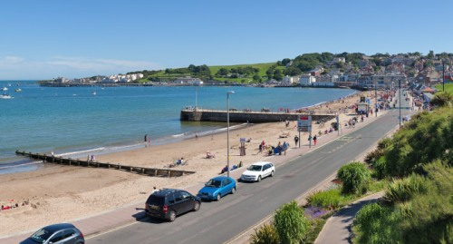 Swanage Beaches