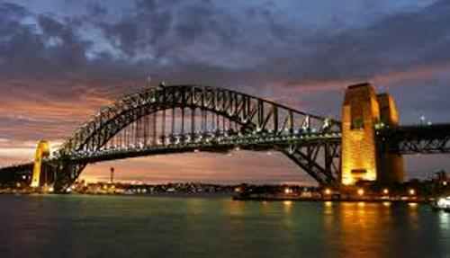 Sydney Harbour Bridge Pictures