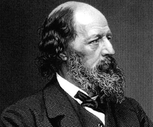 Alfred Lord Tennyson Facts