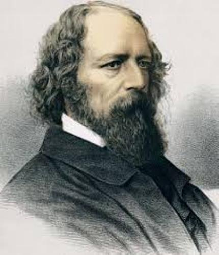 Alfred Lord Tennyson Pic