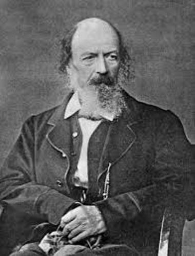 Alfred Lord Tennyson Poet