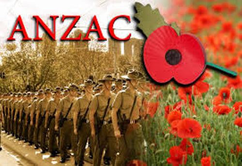 Anzac Day Facts