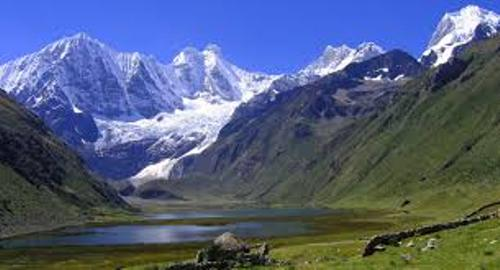 Facts about The Andes Mountains