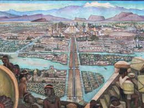 Tenochtitlan Facts