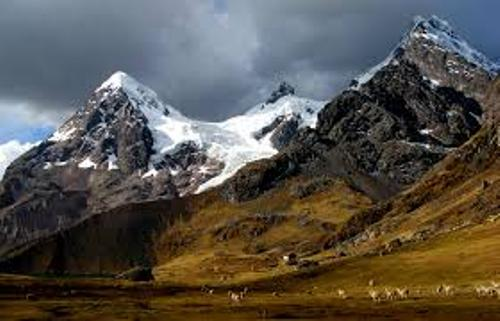 The Andes Mountains Pic