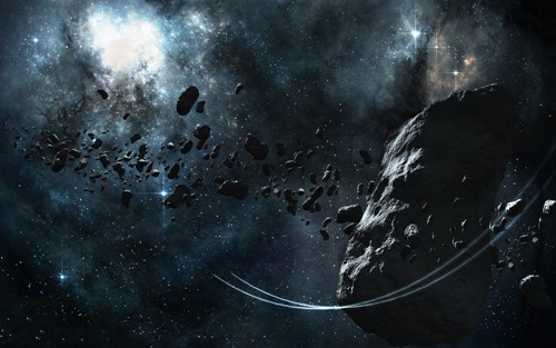 The Asteroid Belt Pictures