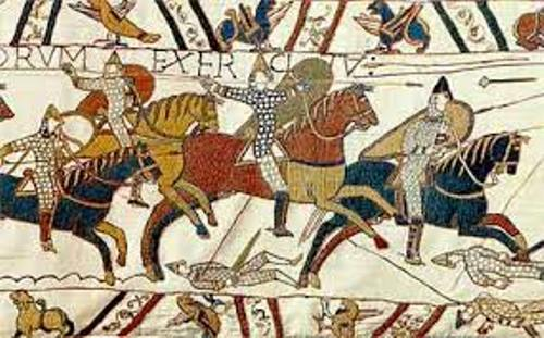 Bayeux Tapestry Pictures