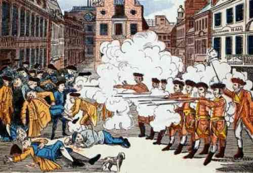 Facts about The Boston Massacre
