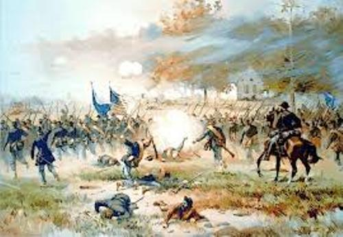 The Battle of Antietam Pic