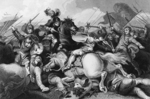 The Battle of Bosworth Image