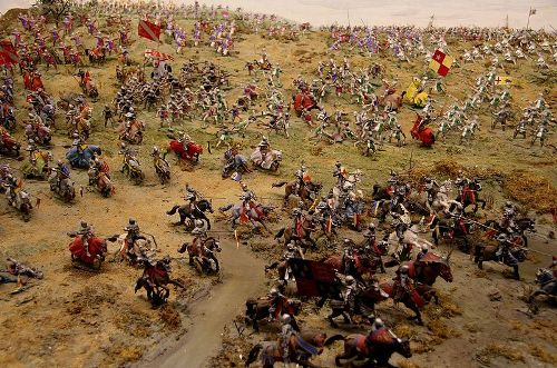 The Battle of Bosworth Pic