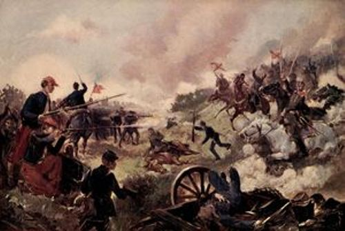 The Battle of Bull Run Pic
