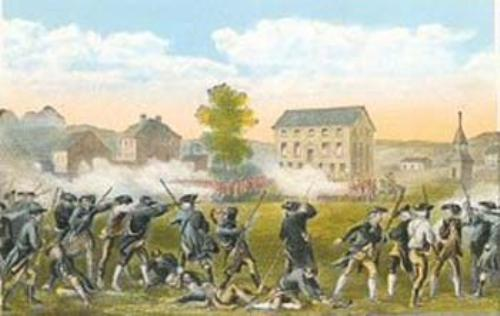 The Battle of Lexington and Concord Facts