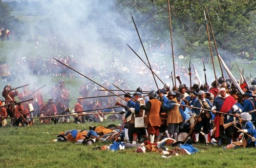 The Battle of Naseby Pictures